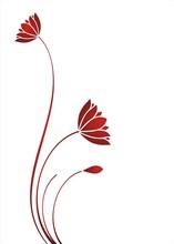 Waterlelie plant, achtergrond, India