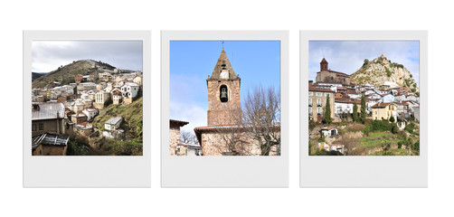 Polaroids de turismo rural
