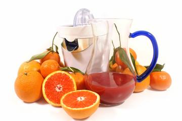 spremuta d'arance rosse