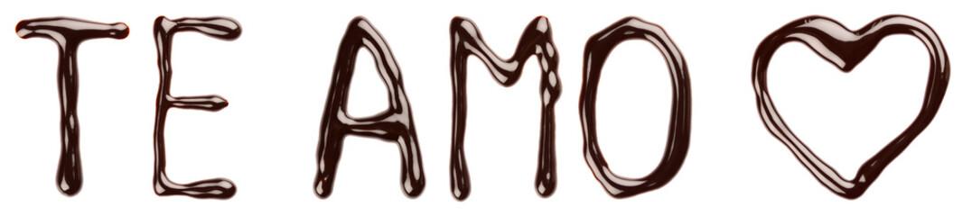 Chocolate amo