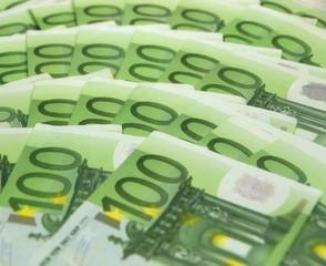 100 Euro Notes / 100 Euro Geldscheine