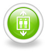 "Light Green Icon ""Elevator / Lift"""