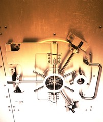 cassaforte camera blindata caveau 3d