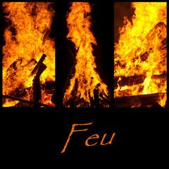 composition feu