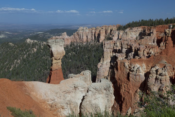 Thors Hammer in Bryce Canyon national park ,  USA.