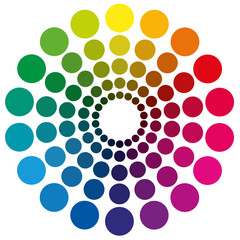 Nuancier_cercle chromatique