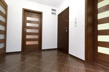 Hall of modern apartment interior