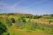 das bekannte San Gimignano in der Toskana