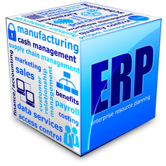 ERP cube