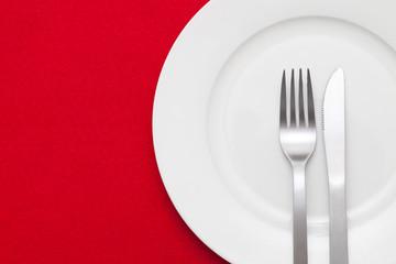 皿 ナイフ フォーク