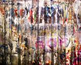 Fototapety fond planche de bois grunge - concept