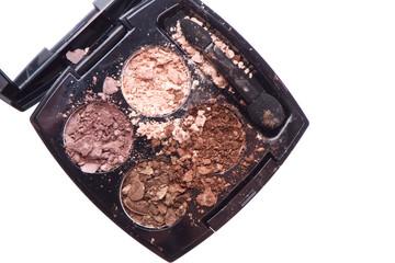 crushed compact eyeshadows