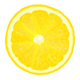 Lemon Segment With Juice