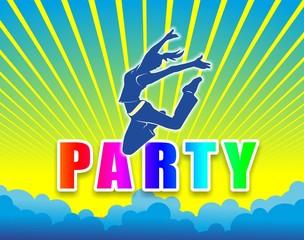Party Himmel