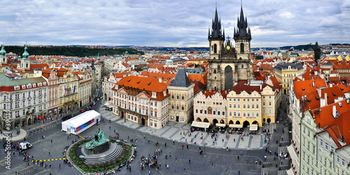 Old Town Square,Prague, Czech Republic