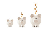 Growing Piggy Banks