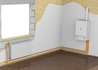 House Water Heating