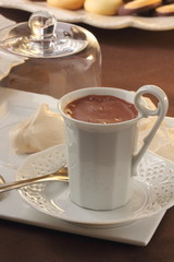 cioccolato in tazza