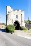 Potter Gate, Lincoln, East Midlands, England poster