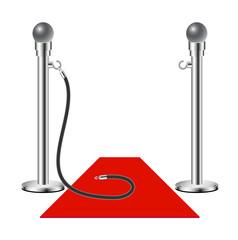 Free admission - Red carpet