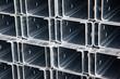 Leinwandbild Motiv Steel product