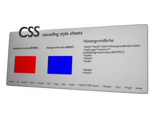 css - background-color
