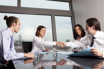 Vereinbarung unter Anwälten
