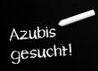 Azubis gesucht !