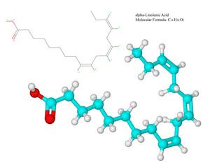 vitamin F - omega-3 fatty acid (ALA)