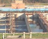 Waterworks sewage treatment plant technology basin Sludge settle poster
