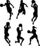 Fototapeta sport - Sporty - Drużynowe