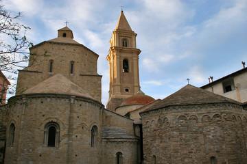 Ventimiglia, Imperia, la cattedrale