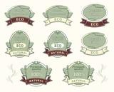 Set quality labels for natural ingredient