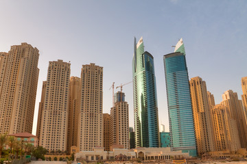 Dubai Highrise Apartments