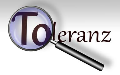 Lupe - Toleranz