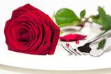 Romantisches Stilleben