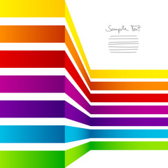 7 Stripes Rainbow