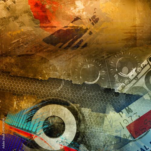 Fototapeten,kunst,künstlerische darstellung,audio,musik