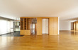 beautiful apartment, interior, open space
