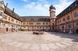 Schloss Bevern bei Holzminden, Deutschland