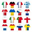 Fußballtrikots EM 2012