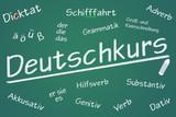 Fototapety Deutschkurs  #120219-002