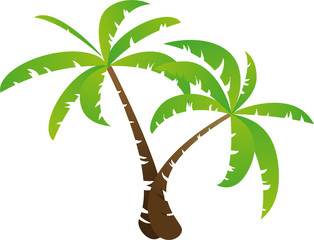 Lovely Palm Trees