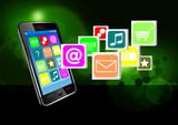 Smartphone - Anwendungen - Mobil