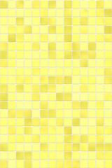 Gelbe Fliesen