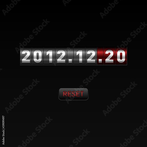 2012.12.20 Reset the world