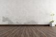 empty grunge interior