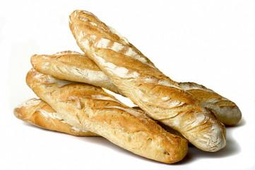 La baguette de pain