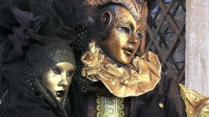 venezia carnevale 2012 maschere costumi