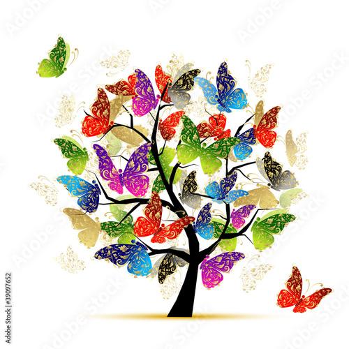drzewo-sztuki-z-motyle-do-projektowania